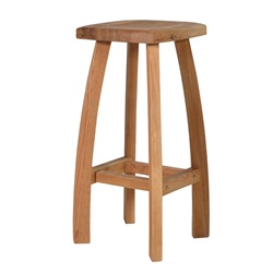 Oak Manhattan Bar Stool