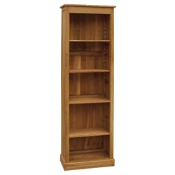 Manhattan Oak Alcove Bookcase