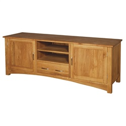 Manhattan Oak Low Sideboard