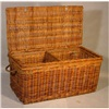 Rattan Table Chest