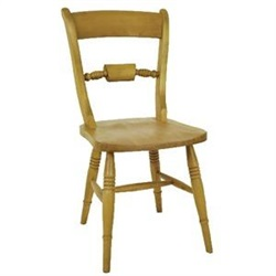 Bar-Back Chair