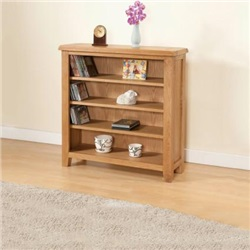 Shrewsbury Oak 3' Bookcase