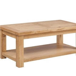 Tuscany Oak Coffee Table