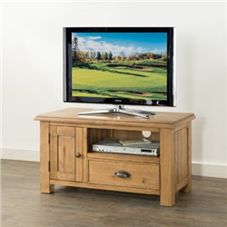 Hartford Oak Standard TV Unit