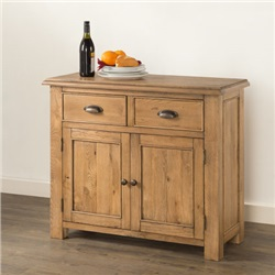 Hartford Oak 2 Door Sideboard