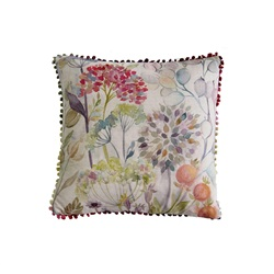 Voyage Hedgerow Square Linen Cushion