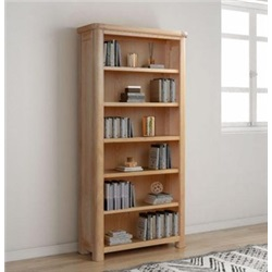 Chatsworth Oak Tall book case