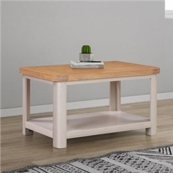 Chatsworth Grey Painted Standard Coffee Table