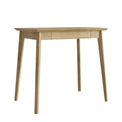 Hudson oak dressing table desk