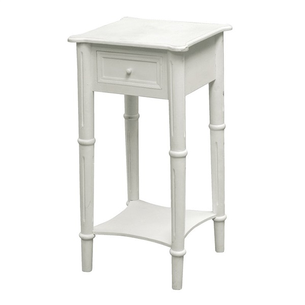 Belgravia Bedside Table with Drawer