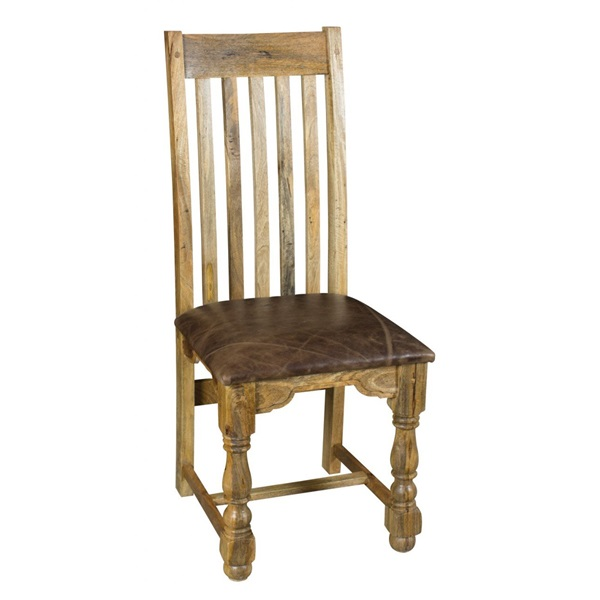 Granary Royale Leather Seated Chair