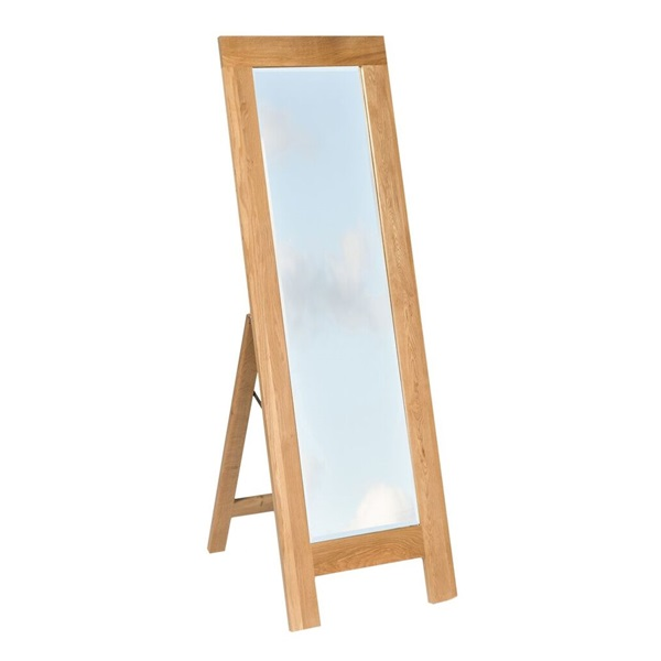 Smart Oak Cheval Mirror