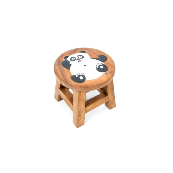 Children's Panda Stool